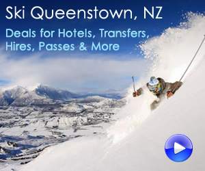 Book Queenstown Ski Packages